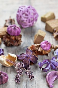 use your essential oils in homemade potpourri for even more therapeutic benefits.