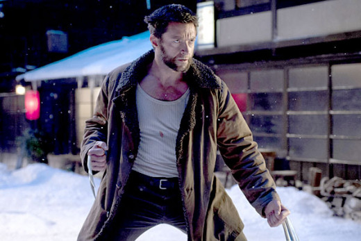 Hugh Jackmen returns as Wolverine