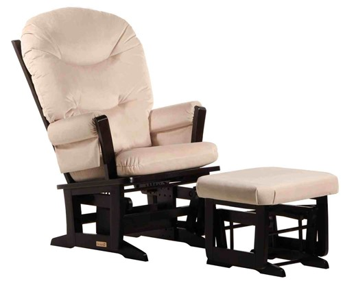 This is a larger image of the Dutailier Glider Rocker Chair featured below (available from Amazon)