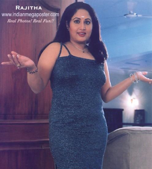 Rajitha Aunty hot pics