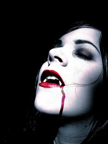 Vampire After Feeding from Tory  flickr.com