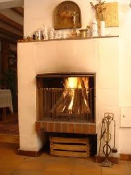 How I loved to snuggle up to my Mamgu in front of the cosy fire.