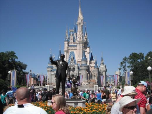 Disney, Magic Kindgdom