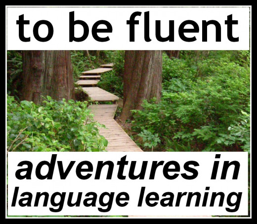 Visit my personal blog, To Be Fluent, to learn more about how I'm learning Spanish for the Camino de Santiago.
