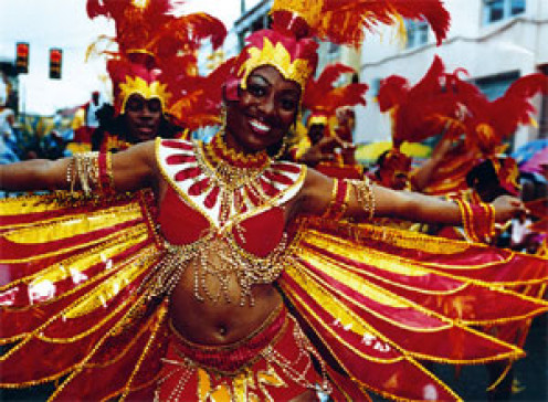 Both sets of islands celebrate Carnival each winter.