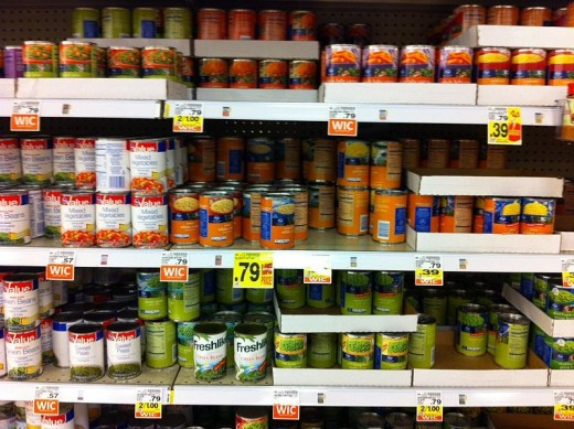 Surprisingly, canned veggies are almost as nutritious as fresh