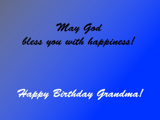 Quotes about grandmothers birthday grandma birthday quotes