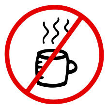 Don't Drink Coffee or Tea At Night