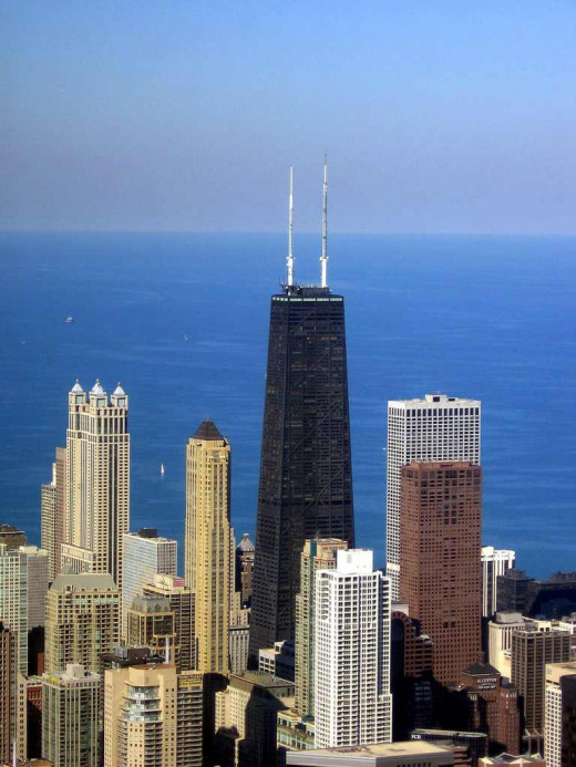 Visit The John Hancock Building in Chicago