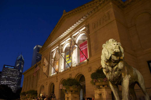 Visit The Chicago Art Institute