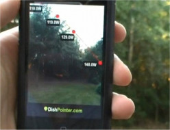 Which is the best satellite finder android application?