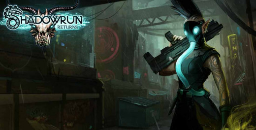 Shadowrun Returns Walkthrough Begins