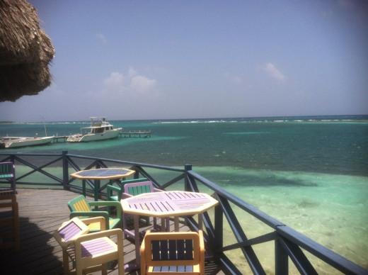 Blackbird Caye, Turneffe Atoll , Belize, CA