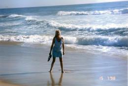 Walking in the Pacific Ocean!