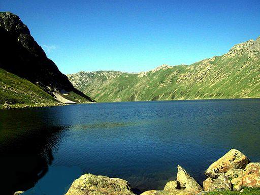 Tarsar lake, Aru Valley