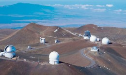Mauna Kea Observatories, Hawaii