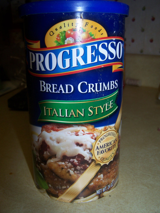 Italian bread crumbs add so much flavor to the cheese sticks.