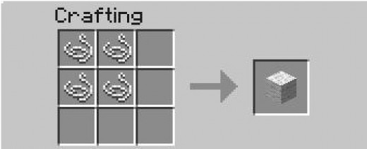 You can use string to make wool in SkyBlock as opposed to shearing sheep.