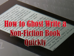 How to Write a Non-Fiction eBook Quickly