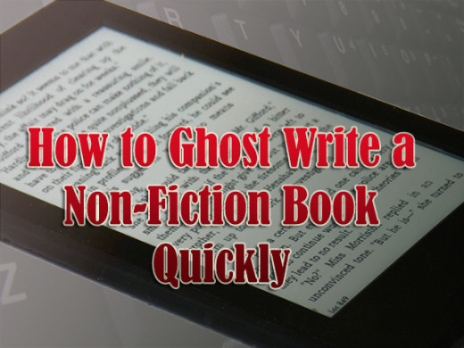 How to write a high-quality eBook your client will love quickly and easily.