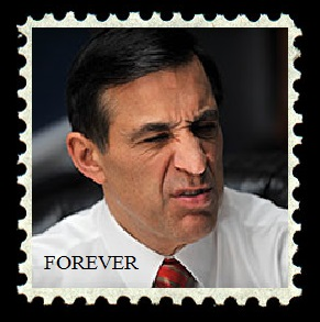 If Postal Employees were in charge of stamp selection, you couldn't expect to see the Darrell Issa stamp being issued anytime soon.