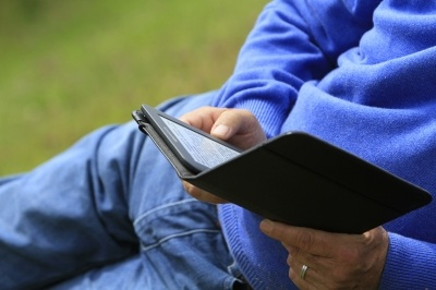 You can read your favorite devotional on your Kindle.