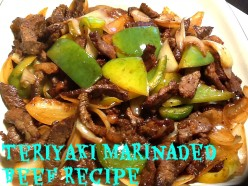 Teriyaki Marinated Beef Recipe