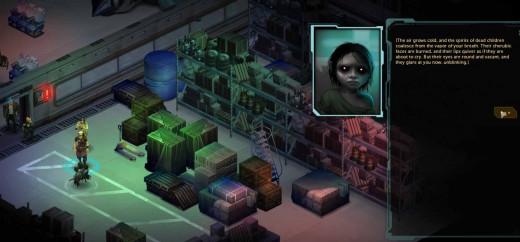 Shadowrun Returns return to the docks to speak to the spirits