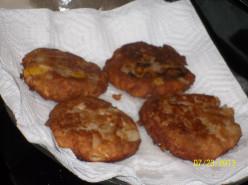 Chicken Cakes