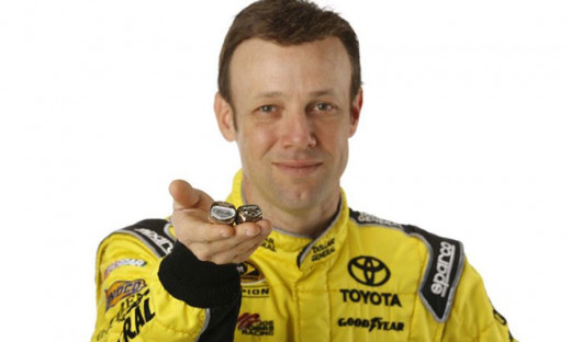 Switching to Toyota has worked out for Matt Kenseth, with four wins already in 2013