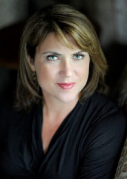 Bestselling (and my favorite!) mystery author, Lisa Gardner.