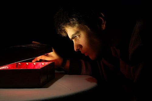 Curiosity from Juan Sancho  flickr.com