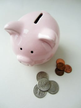 Saving money requires some sacrifice, and lots of devoted farm animals?