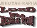 Healing Comes From God - Jehovah-rapha