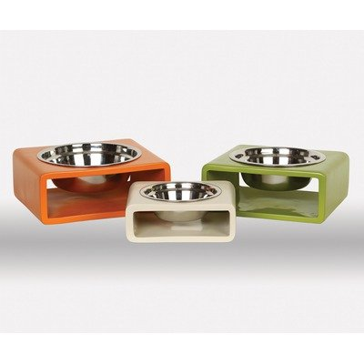 Phorm Mid Century Modern Dog Bowls By Unleashed Life