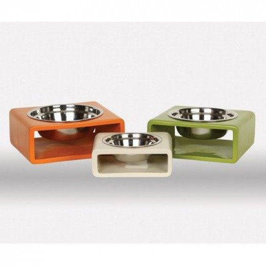 The 10 Coolest Dog Bowls Metal Ceramic And Elevated Food