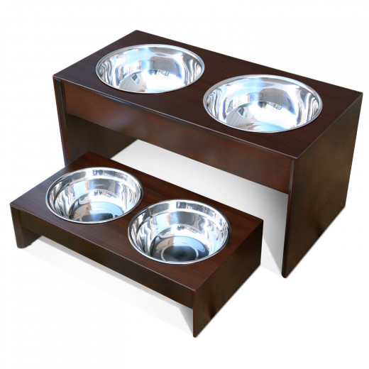 Elevated Food Bowls For Dogs And Bloat