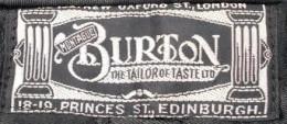 Going for a burton