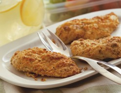 The Best Ever Oven Fried Chicken