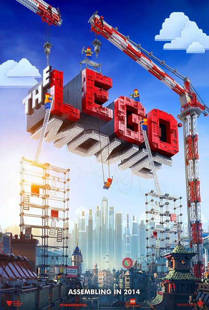 The Lego Movie to be released in 2014