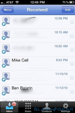 Google Voice - Shaking Things Up?