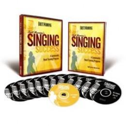 Singing Success contents.