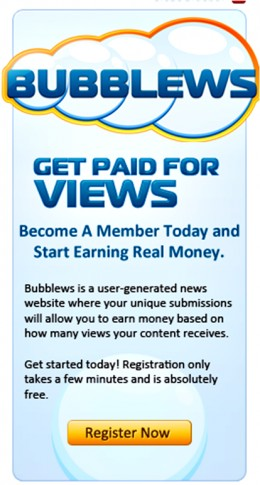 Get Paid for Likes, Comments, Shares