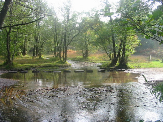Cannock Chase, Staffordshire has a long history of paranormal incidents.