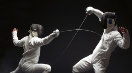 Basics of Sabre Fencing