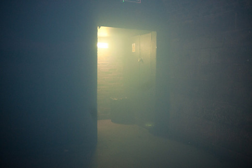 Your dreams are trapped in a basement.  Will they see the light of day?