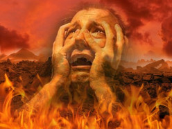 How Can Christians Who Worship A God Who Says Atheists Like Me Are Going To Hell Still Think They Are Loving?!?!?!