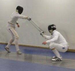 Basics of Epee Fencing