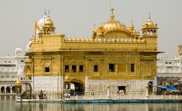 El Templo Dorado, Amritsar