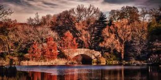 Gapstow in Autumn